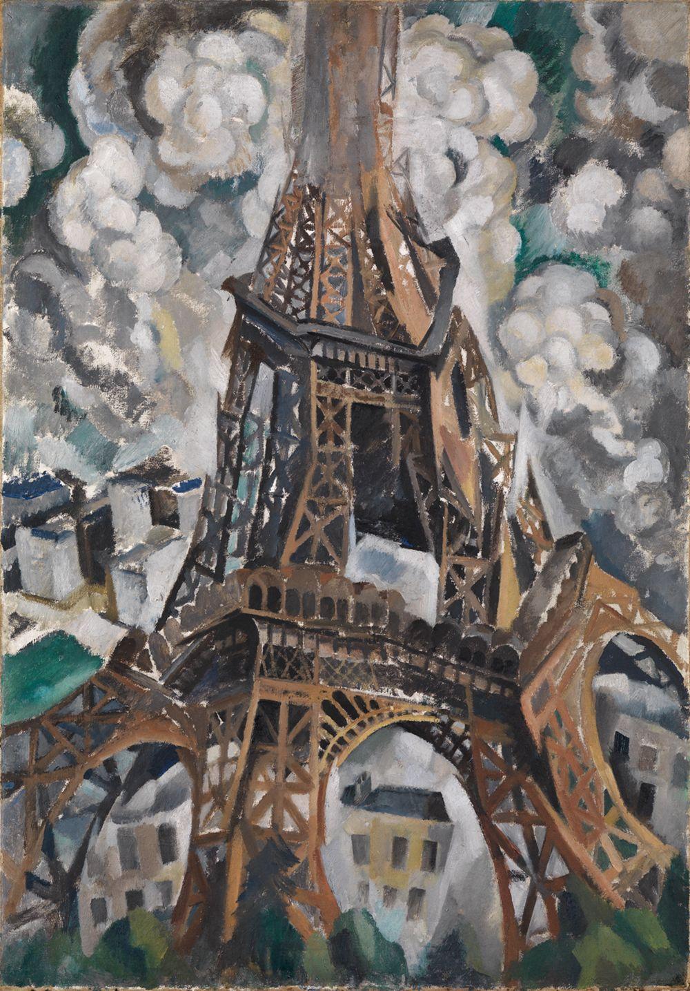 Der Eiffel-Turm