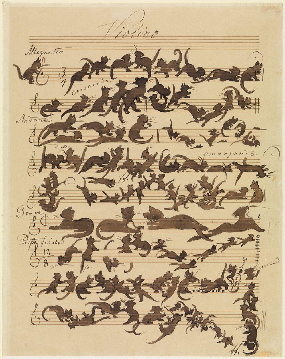 Die Katzensymphonie