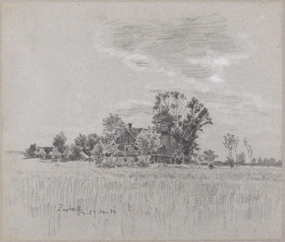 Bauernhaus in Zustorf