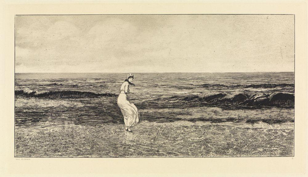 Am Meer (Intermezzi, Opus IV, Blatt 2)