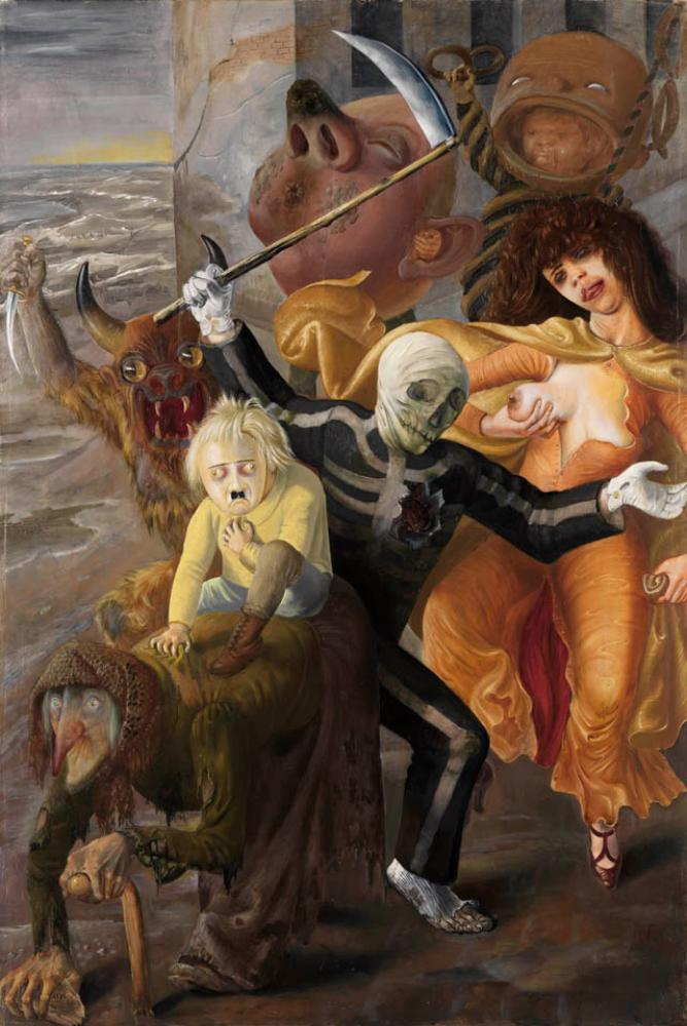 Die Sieben Todsünden