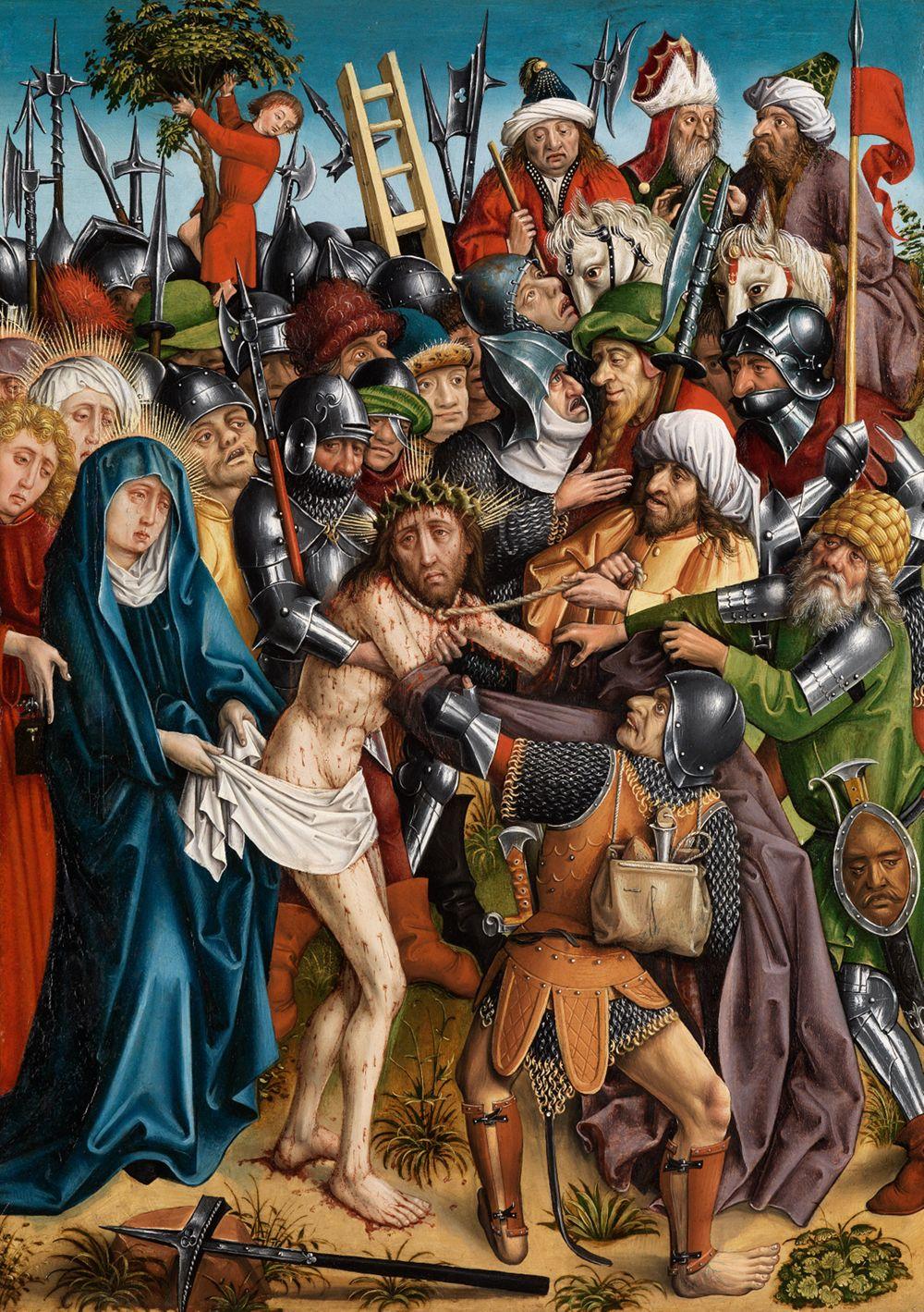 Entkleidung Christi