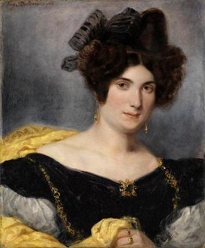Bildnis der Madame François Simon