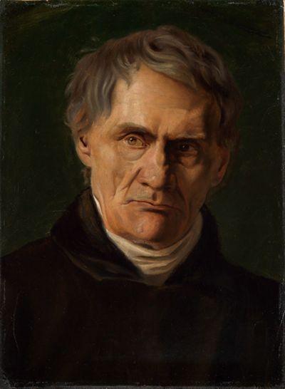 Bildnis eines älteren Herrn