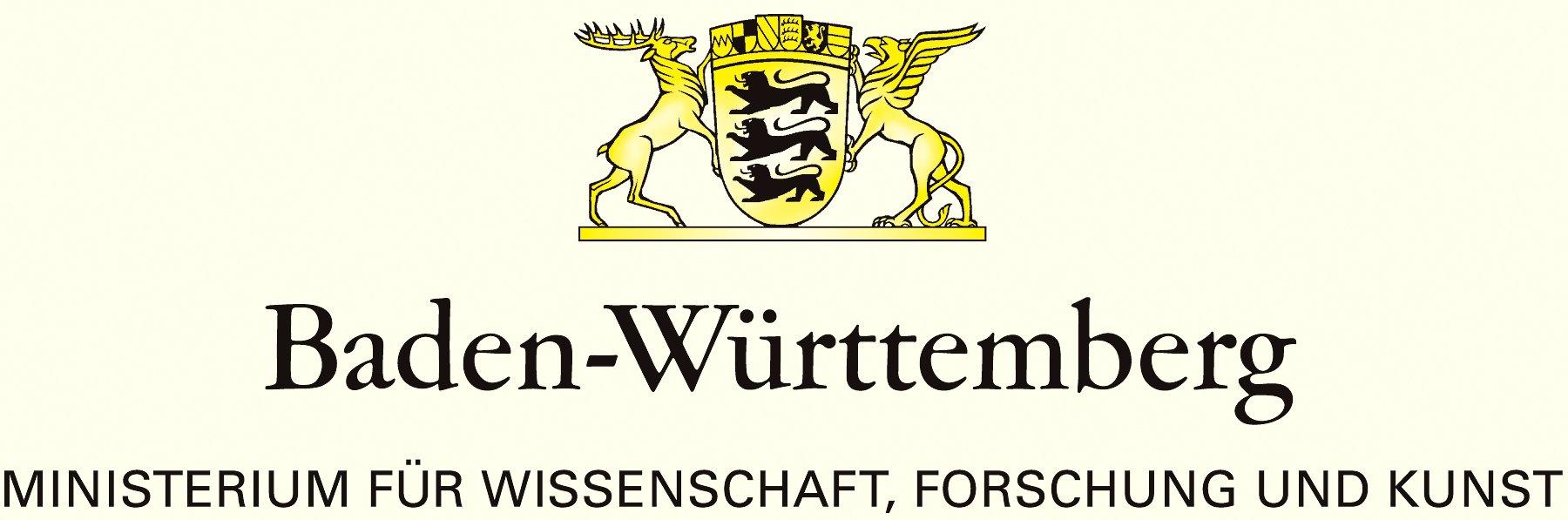 Ministerium für Wissenschaft, Forschung und Kunst Baden-Württemberg