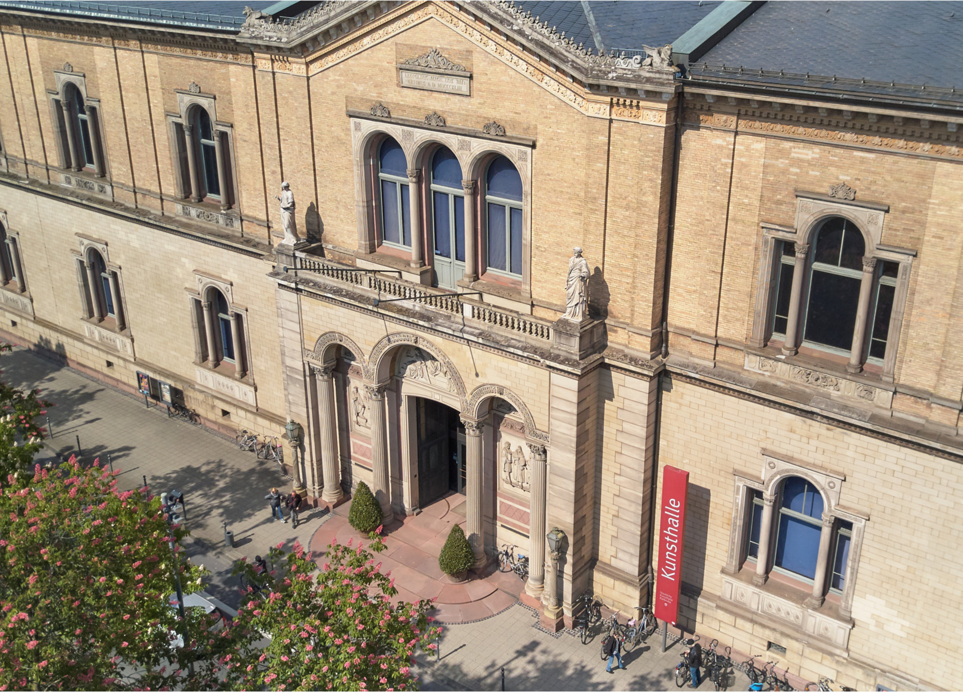 kunsthalle mannheim öffnungszeiten